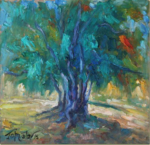 History of an Oak - Histoire de Chêne