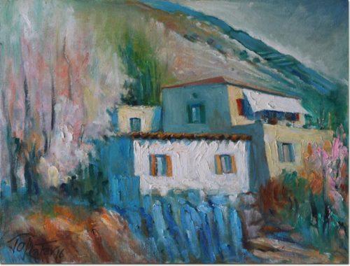 Corner of the Mountain - Coin à la Montagne