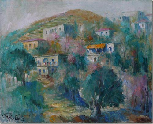 Village in Byblos - Village à Byblos