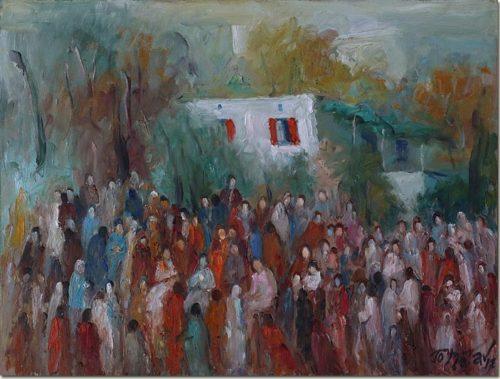 Painting: Union - Peinture Union