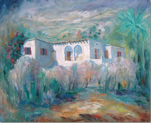 House in Kfarnagham