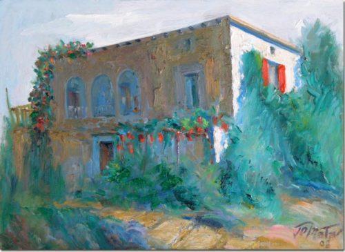 House in Mayfouq