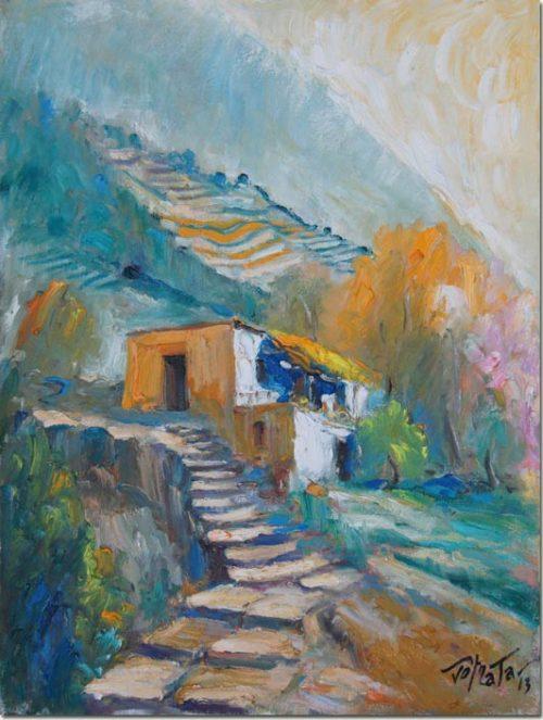 On the Heights of Mayrouba - Hauteurs de Mayrouba