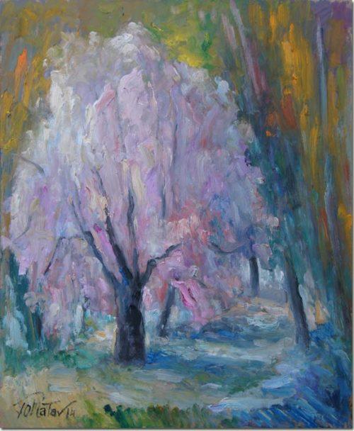 Feast of the Almond Tree - Fête de l'Amandier