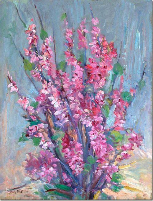 Flowers of Lebanon - Fleurs du Liban