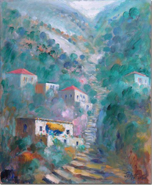 Painting: Evasion