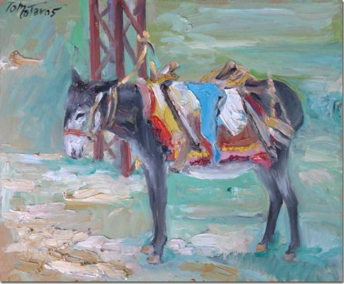 The Donkey and Modernity