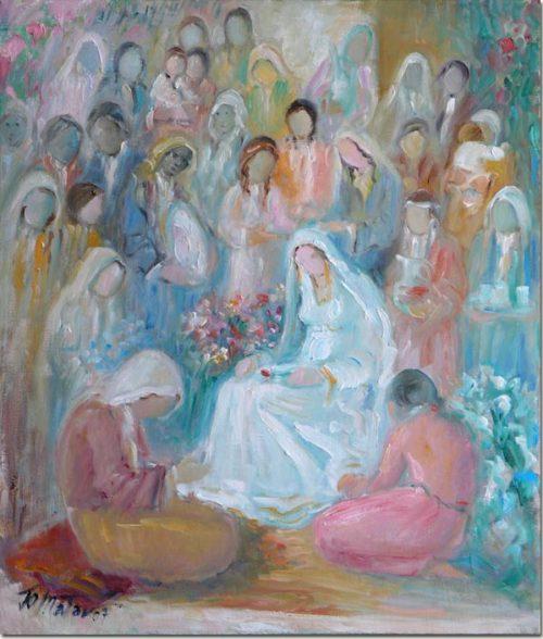 Wedding of Zeina