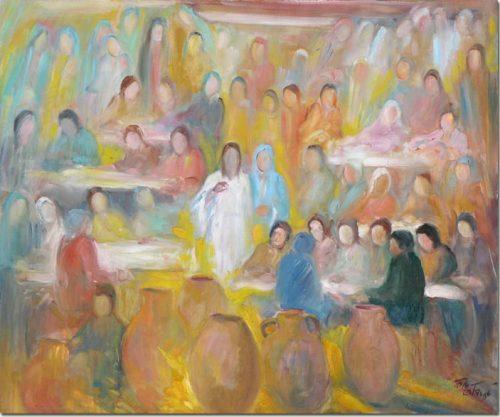 The Wedding at Cana - Les Noces de Cana