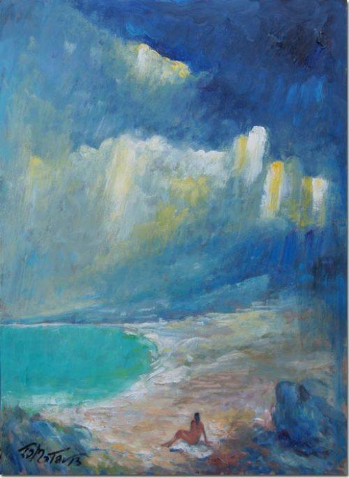 Alone in Creation - Seule dans la Création