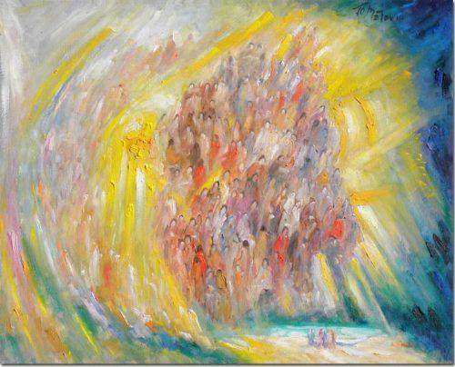 The Word, True Light - Le Verbe Lumière