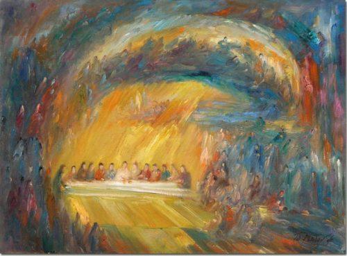 The Last Supper - La Sainte Cène