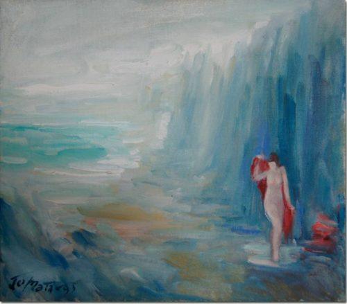 After the Bath - Aprés le Bain