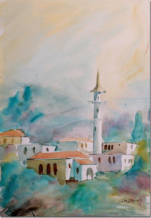 Mosque - Mosquée