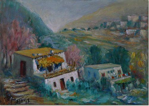 Hamlet in Kfar Baal - Hameau à Kfar Baal