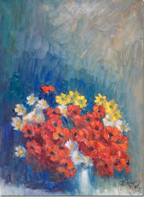 Floral Composition - Composition Floral