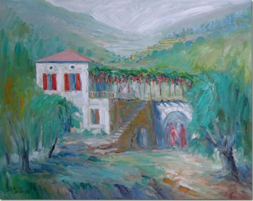 Residence in Mechmech - Demeure à Mechmech