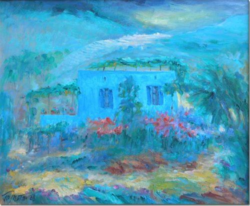 Residence in Baskinta - Demeure à Baskinta