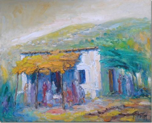 House in Lehfed - Maison à Lehfed