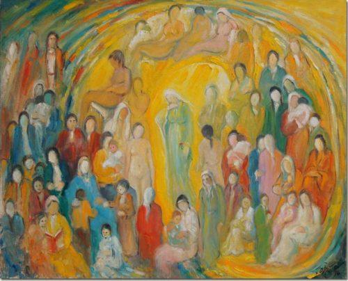 Art - Spiritual Environment - Spirituel Environnement