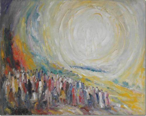 New Moon - Naissance du croissant