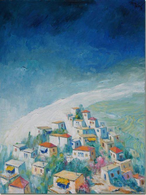 Heavenly Village - Village Célèste