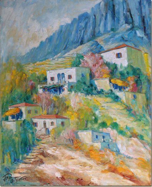 The Cliffs - Les Falaises
