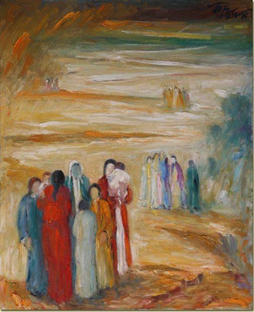 In Search of a Homeland - A la Recherche d'une Patrie