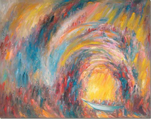 Art Painting - Magdala - Peinture