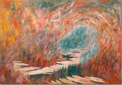 Art Painting - Danté - Peinture