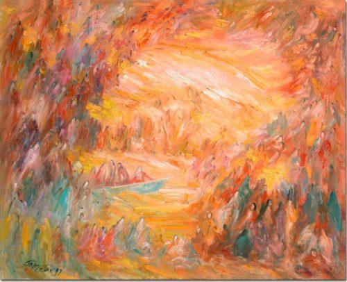 Art Painting - Ego - Peinture