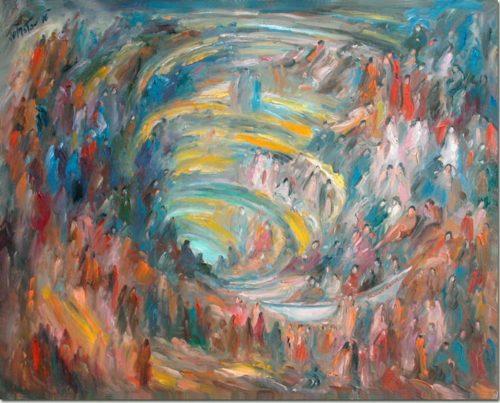 Art Painting - Bonne Nouvelle - Peinture