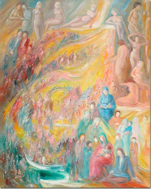 Art Painting - Galilea - Peinture