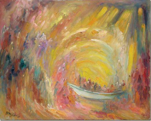 Art painting - Europea - Peinture