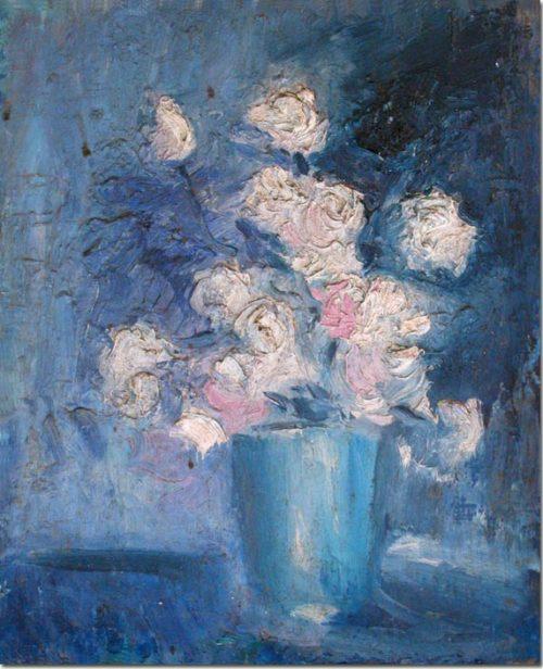 Painting flower - Dream - Rêve