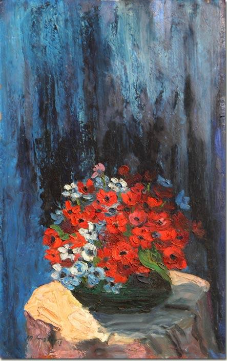 Floral Composition - Composition Florale