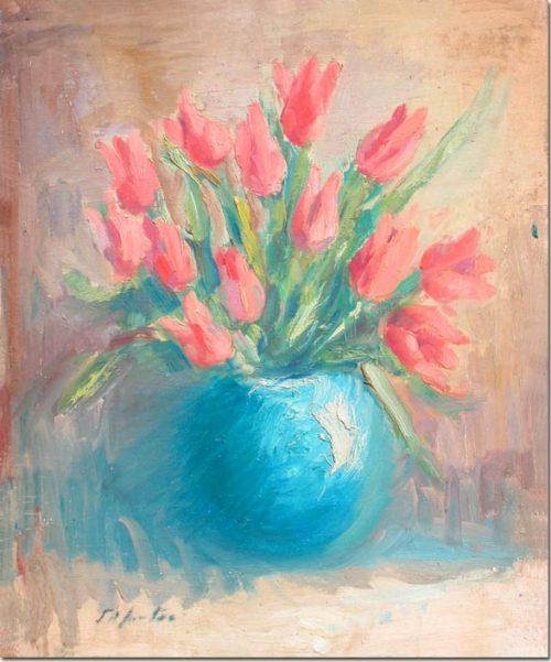 Tulips of Meadows - Tulipes des Près