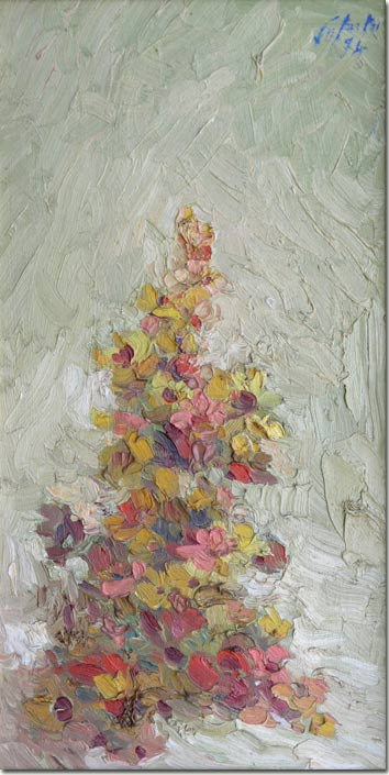 Flowered Poem - Poème fleuri