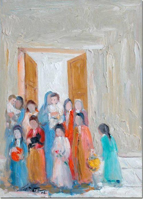 Family Visit - Visite familiale