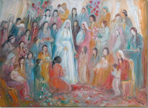 The Bride - La Mariée