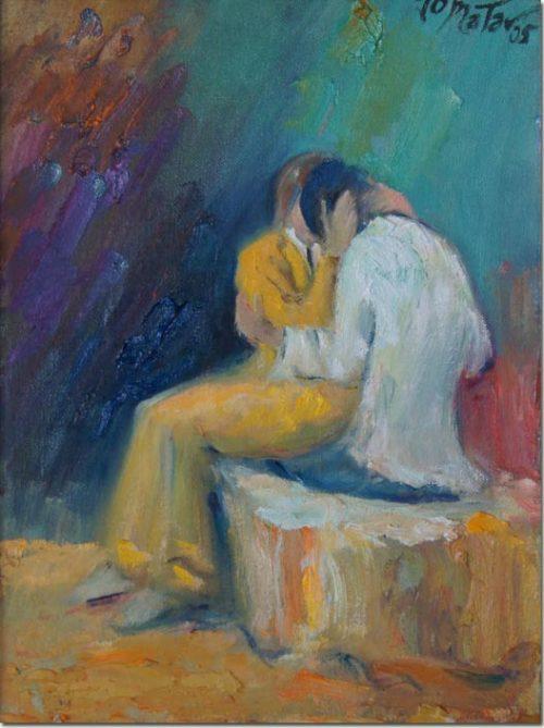 Art - Intimacy - Intimité