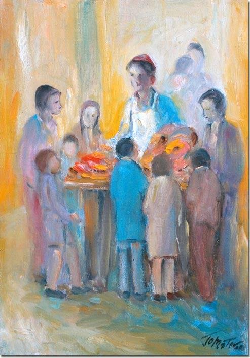 Kaak Cake Seller - Vendeur de Galettes