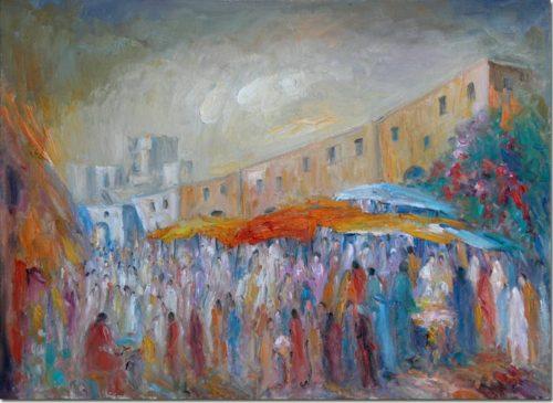 Byblos Old Market - Marché à Byblos