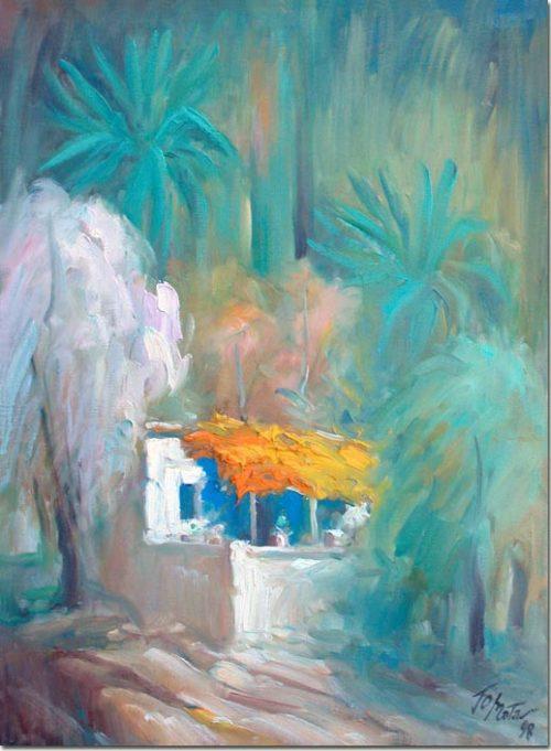 Palm Trees - Les Palmiers
