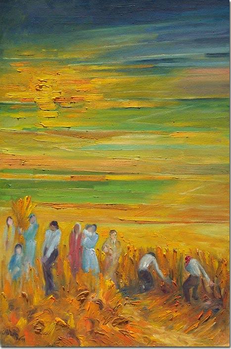Harvest - Moisson