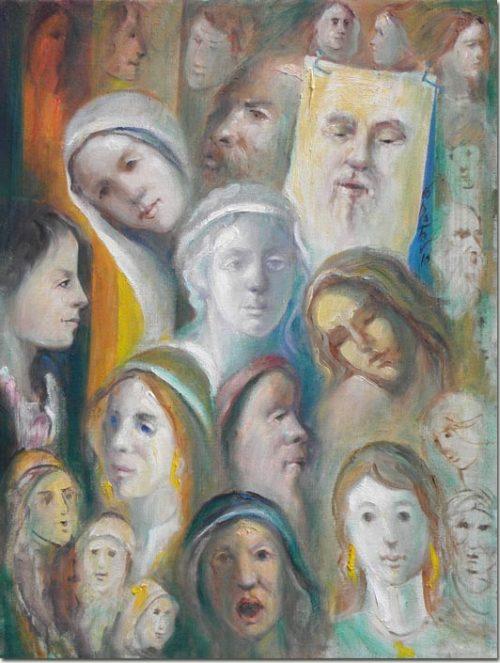 Faces and Gestures - Mimiques et expressions