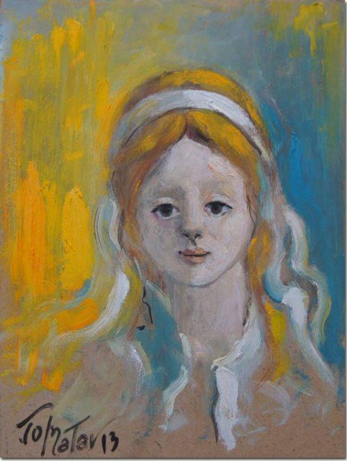 Portrait - Manon