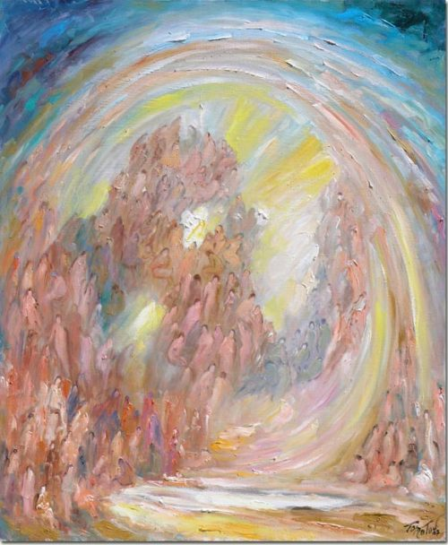 Lebanon art - Revelation - Révelation
