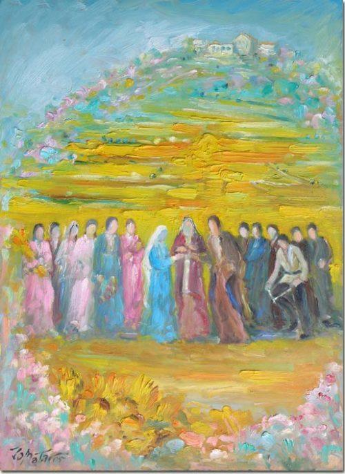 Wedding of the Virgin - Noce de la Vierge
