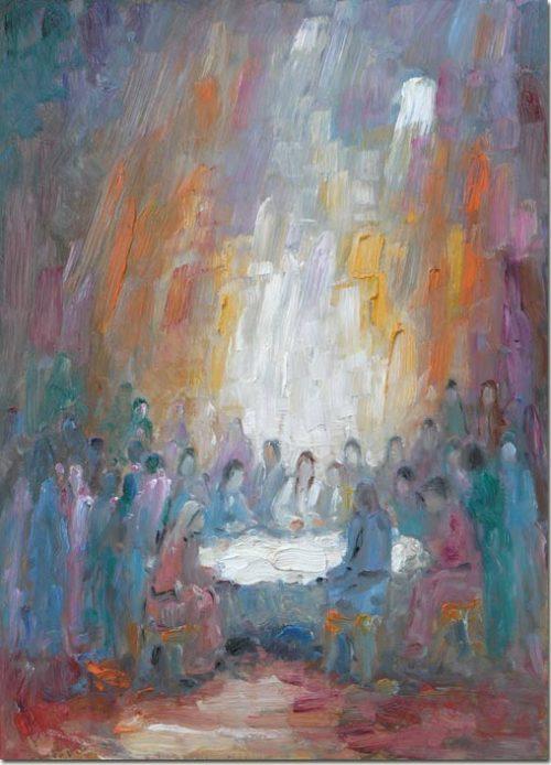 Holy meeting - Sainte Rencontre
